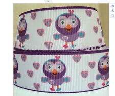 Hootabelle Ribbon from Giggle and Hoot Owl Ribbon