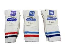 3X Sport socks Trainer Socks Football Socks Tennis Socks P.E Socks Children 9-12
