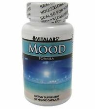Mood Enhancer Pills Stress Calmer Positive Mood Swings Anxiety Tablets 60 Caps