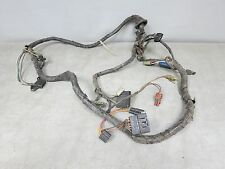 Original Computer Wiring Harness w Connectors for 1980 1981 Corvette