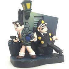 Time Slip Glico Miniature Diorama Figure Tetsujin 28 Shotaro Kaiyodo Japan