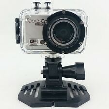 F39 HD 1080P WIFI Action Sports Camera 5MP Waterproof Camcorder as Gopro Silver