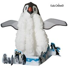 Kids Magic creciente Cristal Nieve Penguin Kit experimento científico Juguete Set De Regalo De Juguetes