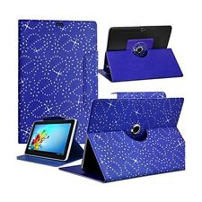 Housse Etui Diamant Universel S couleur Bleu pour Tablette Gigabyte Tegra NOTE 7