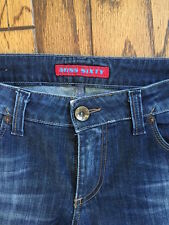 Miss Sixty Faded Wash Blue Jeans - size 29