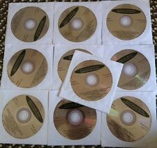 10 CDG LOT 70'S & 80'S CLASSIC ROCK KARAOKE - REM,ZZ TOP JIMI HENDRIX CD+G