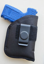 Inside Pants Inside Waistband Holster for WALTHER PK380 with Underbarrel Laser
