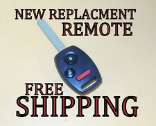NEW UNCUT HONDA CR-V FIT INSIGHT REPLACEMENT KEYLESS REMOTE FOB MLBHLIK-1T