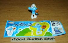 KINDER FT125 FT 125 SCHTROUMPF SCHLUMPF SMURF 2 - BEAUTY COQUET + BPZ NEUTRAL