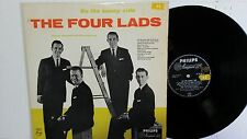 THE FOUR LADS - On the Sunny Side HOLLAND PRESS 1956 Mono Jazz Pop