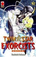 TWIN STAR EXORCIST 3 - PANINI PLANET MANGA - NUOVO
