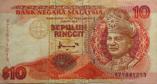 RM10 Ahmad Don sign Note VZ 1831213