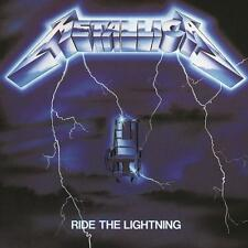 Ride The Lightning (Remastered 2016) von Metallica (2016) CD Neuware
