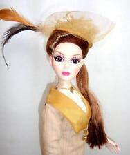 REDUCED! Century Traveler OOAK Evangeline Ghastly Tonner Doll Trunk Parasol