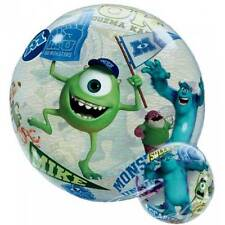 "22"" BUBBLE BALLOON ""MONSTERS UNIVERSITY"" PARTY DECORATION - STRETCHY"