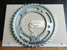 SUZUKI GSXR1000 K1-4 REAR SPROCKET 42 TEETH 530 CHAIN
