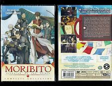 Moribito: Guardian of the Spirit - Complete Collection-Brand New 8 DVD Anime Set