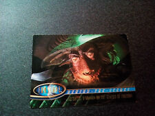 Farscape Season 1 Behind the Scenes Chase Card BTS1
