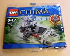 Lego Legends of Chima - 30251 Winzar's Pack Patrol Set Polybag Tütchen Neu OVP