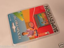Brand New Watara Supervision Game Tennis Pro '92 Watara Supervision Game System