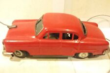 Linemar Cable Control Car Battery Operated 1950s