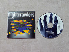 "CD AUDIO/ NIGHTCRAWLERS, THE FEAT. JOHN REID ""SURRENDER YOUR LOVE"" 1995 CDS  2T"