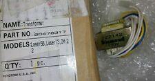 Toyostove Laser 56, 73, OM-22 Transformer Toyotomi K-1 Heater L73 30 56 OM-22