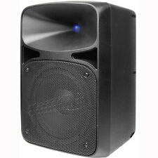 "Audio Pipe DJAP-B890BT 8"" Battery Powered Bluetooth PA Cabinet"