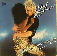 Rod Stewart - Blondes Have More Fun  - LP - washed - cleaned - L3918