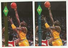 SHAQUILLE O'NEAL 1992 Classic Basketball Rookie Card Lot 1 OF 9,500 NON AUTO RC