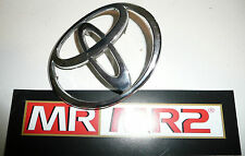 Toyota MR2 MK2 Front Bumper Nose Cone Badge - Mr MR2 Used Parts 1989-1999
