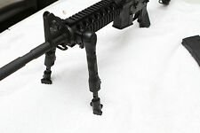 Compact Tactical Rifle Bipod for Ruger,colt,keltec,mossberg,M&P,Atlas,Harris,556