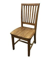 Lancaster Farmhouse Chair (Rustic solid wood kitchen Dinning Chiairs