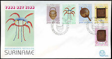 Suriname 1983 Child Welfare, Artifacts FDC First Day Cover #C30255