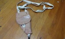 Europe police shoulder holster for .25 .32 and 380 guns holster