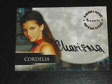 ANGEL / BUFFY ULTRA RARE AUTOGRAPH CARD CHARISMA CARPENTER AS CORDELIA