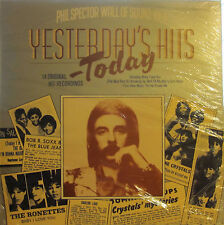 Yesterday's Hits Today (P.S. Int'l) (UK) Crystals, Ronettes, Alley Cats, Darlene