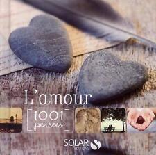 L'amour citations rassemblées par Céline de Quéral   Quéral  Céline de Occasion