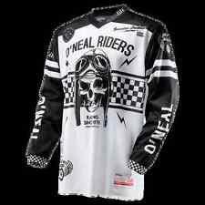 MAGLIA MTB DOWNHILL DH ONEAL A**Ultra Lite LE 70 Jersey black/white nero/bianco