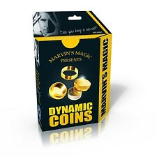 Marvin's Magic The Dynamic Coins - NEW