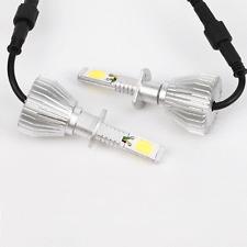 LED Cree Kit Phare Hi/Lo H1 6000K 60W 6000LM Blanc Ampoule Paire Haute Puissance