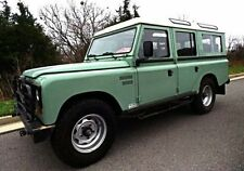 Land Rover: Defender 109 Turbo