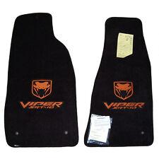 2005 Dodge Viper Copperhead Floor Mats SRT10 SRT-10