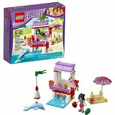 LEGO Friends 41028-Emma's LIFEGUARD POST ** GRANDE REGALO **