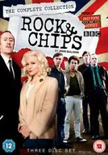 ROCK AND CHIPS - TRIPLE PACK - DVD - REGION 2 UK