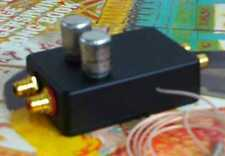 Trasformatore, step-up Transformer 1:15 per MC-Pick-up 0,2 - 0,6 MV high-end