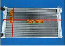 GPI ALUMINUM ALLOY RADIATOR VW GOLF/RABBIT/SCIROCCO GTI MK1 MK2 8V M/T