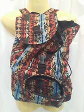 HIPPIE BAG KAREN gringo VINTAGE FAIR TRADE ruck sack back pack AZTEC ETHNIC boho