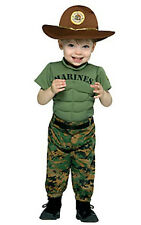 Marine Corps Marine Uniform Infant Toddler Costume 12-24 months