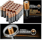 Duracell 32 AA + 8 AAA Batteries Copper Top Alkaline Long Lasting Exp 2021 Bulk